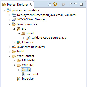 Check an email exist using JAVA- Java email verification and