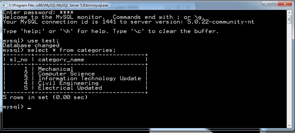 JSF MySQL CRUD Create Read Update Delete Project-JSF