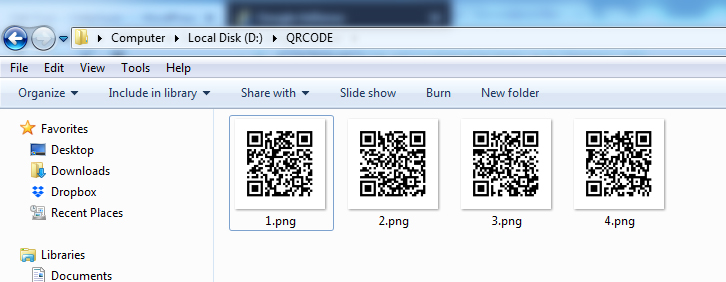 How to Generate or Read QR code Dynamically using JAVA