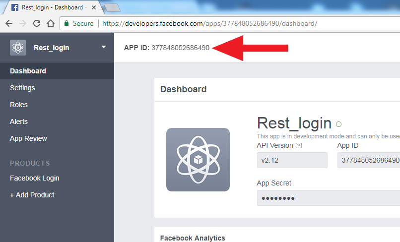 JAVA - Facebook graph API-Get user Posts - ChillyFacts