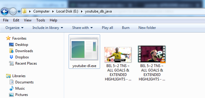 Simple JAVA program to download Youtube vidoes - ChillyFacts